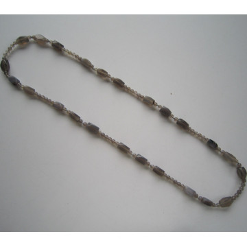 Nuevo estilo collar de piedras preciosas, collar de venta por mayor