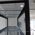 Office storage solution of industrial rack