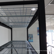 Medium duty storage solution of industrial rack for office