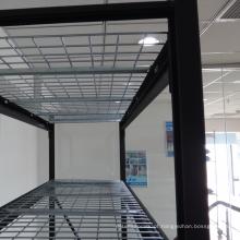 Solução de armazenamento médio dever de rack industrial para o escritório