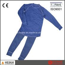 Mode hiver doux costume Mens Underwear