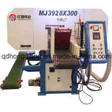 (MJ3928-300) Máquina de serra de fita rotativa de lâminas de madeira