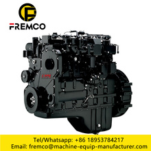 Excavator Engine Parts 6D125 Cylinder Block