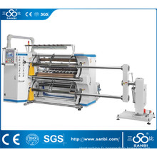 Btm-C1300 Servo Motor Controlled High Speed ​​Slitting Machine