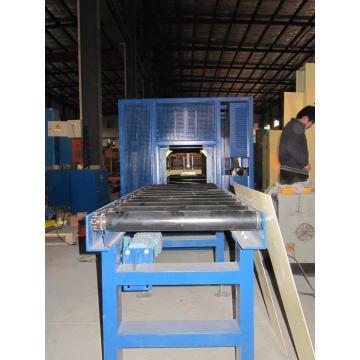 Máquina de envoltura de flujo de tubería de acero aprobada por CE
