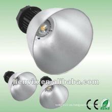 Reflector de aluminio de alta potencia LED de luz alta bahía 70w
