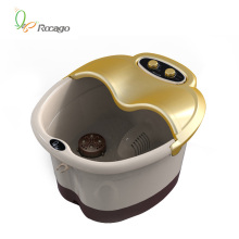 Intelligent Built-in Interchangeable Massage Heads Heating Foot Massage Tub