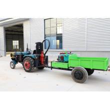 YK180WD Traktor Wasserbrunnen Bohrgerät Anhänger