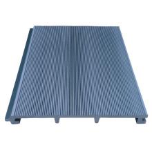 Panel de pared exterior barato / Revestimiento de pared compuesto Wpc