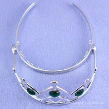 Prinzessin Crown New Plastic Fairy Blinkende Metallic Tiara
