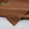 Casket Coffin Suede Interlining Fabric