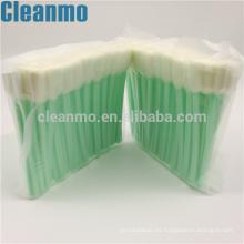 Fabricante Factory Foam Tip Esponjas de limpieza General Purpose Cleanroom Sponge swab 712 para PCB LENS