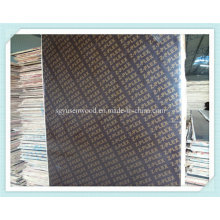 Factory-Directly Sale Black/Brown Film Faced Plywood for Construction