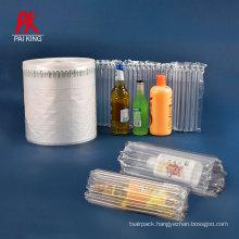 Better quality packaging air column roll film air column LDPE roll honey air column roll