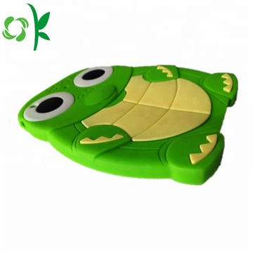 Kasut Tablet Getah silikon Cute Tortoise Ipad Shell