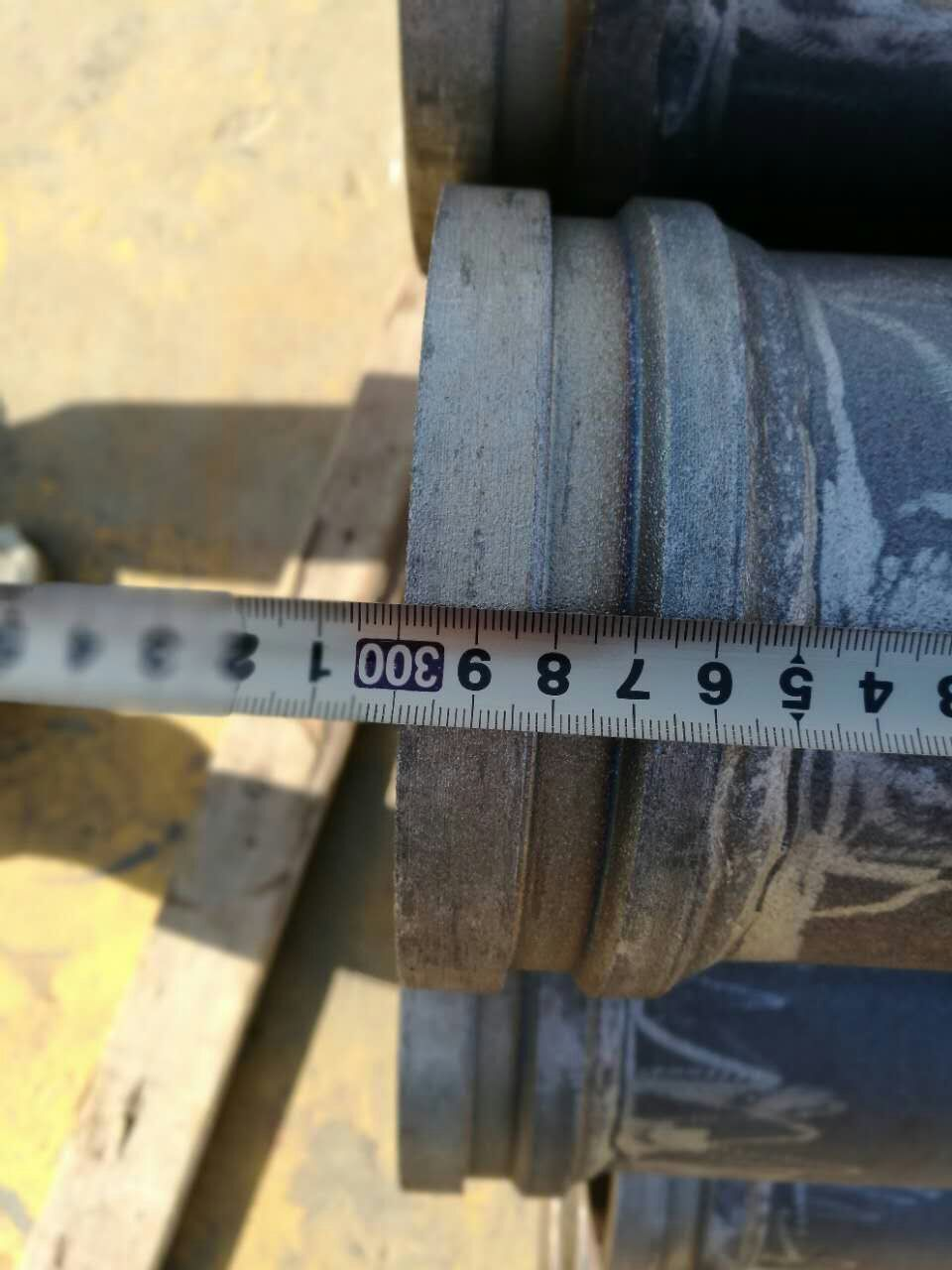concrete pump 3000mm length pipe