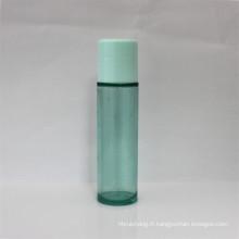 20410 disque bleu bouchon pour bouteille transparente