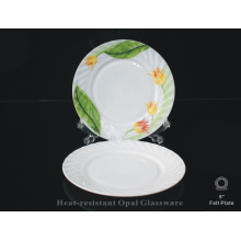 Hotel White Luxury Porcelain Dinner Set
