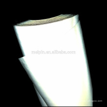 Hi-Viz White Reflective Fabric