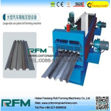 Chinese FX truck bearing board roll forming machine