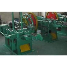 High Speed Low Noise Iron Wire Nail Machine