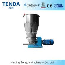 Certificado CE de la máquina de alimentación de la extrusora de doble tornillo