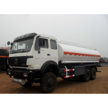 North Benz oil tank truck