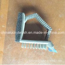 Trapezoid Type Copper Cleaning or Polishing Brush (YY-529)