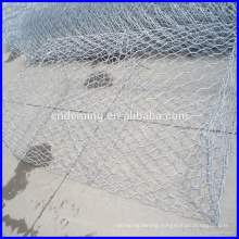 alibaba high quality corrosion resistance hexagonal galvanized gabion boxes