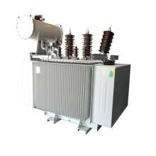 Estación transformadora de potencia sumergida en aceite