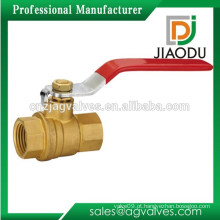 JD-5511 Válvula de esfera de latão