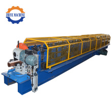 Square Shaped Pipe Downspout Cold Roll Forming Machine