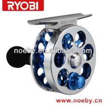 RYOBI fly rouleau de pêche à la glace bobine de fibre de carbone cannes à pêche et bobines