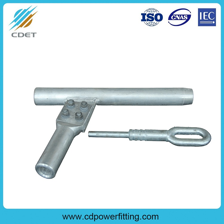 Hydraulic Compression Strain Clamp With Bolts