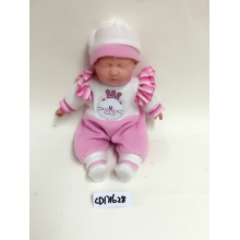 "12"" Little Cat Baby Vinyl doll"