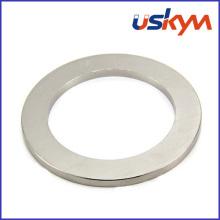 N35 imanes de anillo de neodimio de níquel (R-008)