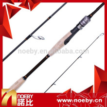 Noeby fresh water bass brave big game fish tackle varas de pesca