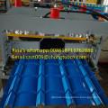 Blechdachplatte Maschine verglaste Dachplatte Roll Formmaschine