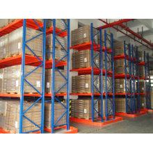 High Density Narrow Aisle Racking Storage Pallet Shelving Supplier Vna Rack