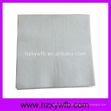 Serviettes en papier One Ply en gros Serviettes en serviette Hemstitch