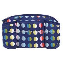 Neoprene Convertible Diaper Bags, Stain-resistant