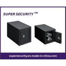 Superpuesta superpuesta SBB-11 acero caja de seguridad con cerradura (STB11)