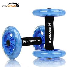 Высокое качество ProCircle пластик фитнес-колесо AB