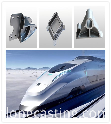 Railway Parts Castings