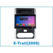 Автомобильный DVD-плеер с системой Android для X-Trail с GPS-навигацией
