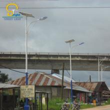 Le système d'énergie solaire 30w-180w a mené de nouveaux produits de réverbère