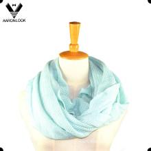 Леди софт акрил вязание Pattern Snood шарф шеи