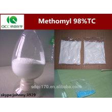 Methomyl / Thiodicarb / Lannate 98% TC (агрохимикат: инсектицид / пестицид), cas: 16752-77-5-lq