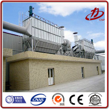 High temperature coal dust powder dust collector