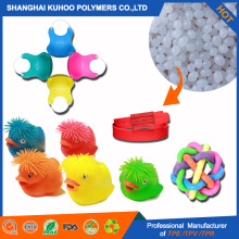high quality thermoplastic rubber tpr rubber Granules/TPE granules FOR shoe sole factory price